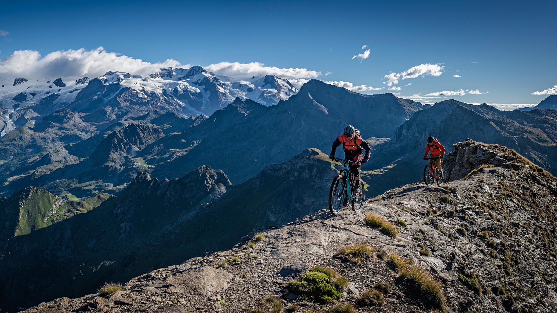 Corno Bussola, Valle d'Aosta
